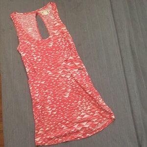 Billabong patterned cork dress